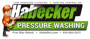 habecker pressure washing and roof cleaning